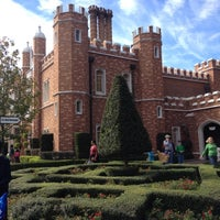 Photo taken at United Kingdom Pavilion by Aimee M. on 12/23/2012