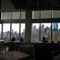 Photo taken at Asiate at Mandarin Oriental, New York by Massimiliano P. on 2/25/2013