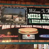 Photo taken at Meers Store & Restaurant by Joe P. on 6/13/2013