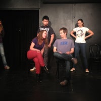 Photo taken at Upright Citizens Brigade Theatre by Devereau C. on 5/5/2013