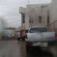 Photo taken at Camara Mexicana de la Industria de la Construcción by Sabdi A. on 8/12/2013