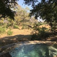 Photo taken at Tintswalo Safari Lodge by Melissa P. on 9/6/2016