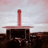 Photo taken at Austin360 Amphitheater by Glen on 4/27/2013