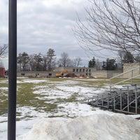 Photo taken at Wesleyan University by Jesse B. on 3/1/2013