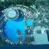 Photo taken at Shangri-La Hotel by Meshari B. on 12/20/2012