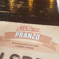 Photo taken at Ah' Pizz by Mario L. on 8/3/2014