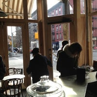 Photo taken at OST Cafe by Shaya L. on 11/16/2012