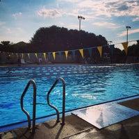 Photo taken at East Potomac Park Pool by Jason T. on 6/21/2015