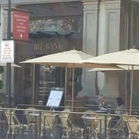 Photo taken at Left Bank Brasserie by Patty S. on 3/22/2013