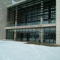 Photo taken at National Underground Railroad Freedom Center by Matt C. on 2/2/2013