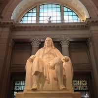 Photo taken at The Franklin Institute by Brian M. on 11/10/2012