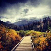 Photo taken at Rocky Mountain National Park by Andrew J. on 9/27/2012