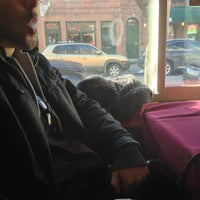 Photo taken at Alhambra Cafe by Sevan D. on 1/26/2013