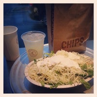 Photo taken at Chipotle Mexican Grill by Jermaine (DJ JTK) on 3/23/2013