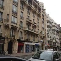 Photo taken at Rue Lecourbe by Jekaterina S. on 2/5/2013