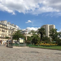 Photo taken at Place d'Italie by Jekaterina S. on 8/6/2013