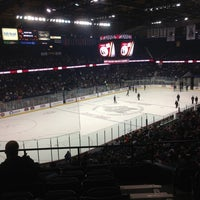 Photo taken at Chicago Wolves Game by Christopher B. on 4/4/2013