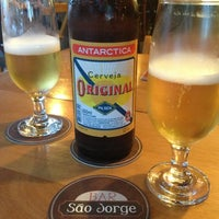 Photo taken at Bar São Jorge by Cristiane R. on 3/10/2013
