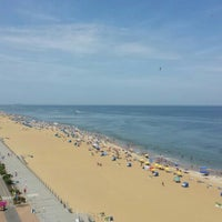 Photo taken at Holiday Inn Express & Suites Va Beach Oceanfront by Atilla V. on 7/9/2015
