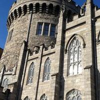 Photo taken at Dublin Castle by Rafaela L. on 2/16/2013