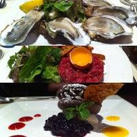 Photo taken at La Cuisine by Caroline N. on 12/29/2012