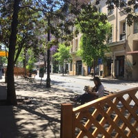 Photo taken at Barrio Lastarria by Javier L. on 11/2/2016