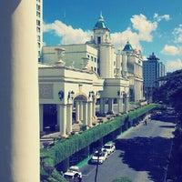 Photo taken at Waterfront Cebu City Hotel & Casino by scylla e. on 4/17/2013