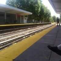 Photo taken at Estación Malaver [Línea Mitre] by Dickson F. on 1/25/2013