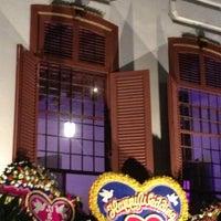 Photo taken at Gedung Arsip Nasional by aurelia p. on 4/13/2013