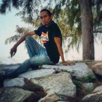 Photo taken at Pantai Seri Cahaya Port Dickson by Fendi H. on 1/30/2013