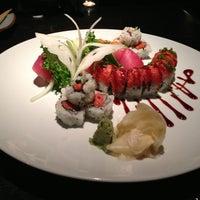 Photo taken at Miki Japanese Restaurant by Trevor C. on 1/6/2013