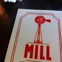 Photo taken at Mill Café by James Derek D. on 3/14/2013