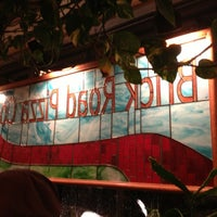 Photo taken at Brick Road Pizza Co. by Mary H. on 1/29/2013