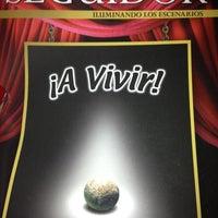 Photo taken at Teatro Ofelia by Lady G. on 4/1/2013