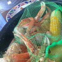 Photo taken at Joe's Crab Shack by Erin J. on 5/17/2013