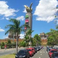Photo taken at Parque D. Pedro Shopping by Thiago E Vanessa S. on 11/17/2012