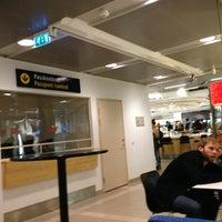 Photo taken at Umeå Airport (UME) by Ewa W. on 12/19/2012
