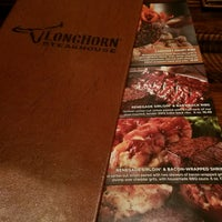 Photo taken at LongHorn Steakhouse by Jill H. on 11/20/2016