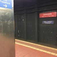 Photo taken at SEPTA MFL 34th Street Station by Charles M. on 11/7/2016