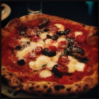 Photo taken at Pizzeria Ortica by Andrea B. on 12/10/2012