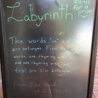 Photo taken at Labyrinth Game Shop by Tyna C. on 6/1/2013