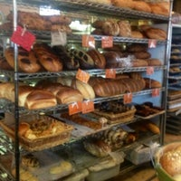 Photo taken at Avalon Bakery by Geri P. on 3/1/2013