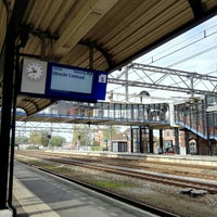 Photo taken at Spoor 5 by Luc L. on 10/5/2015