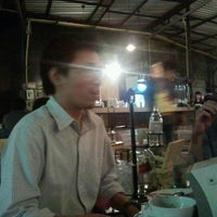 Photo taken at ร้านกินดื่ม by Golf P. on 2/1/2013