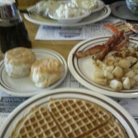 Photo taken at Famous Amos by Clint W. on 1/1/2012