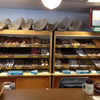 Photo taken at Congdon's Doughnuts by Justin R. on 1/19/2014