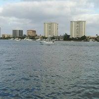 Photo taken at Lake Boca Raton by Brett V. on 1/1/2013