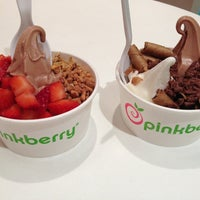 Photo taken at Pinkberry by Ashley T. on 3/10/2013