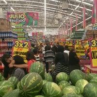 Photo taken at Mega Comercial Mexicana by Jhonatan U. on 7/9/2013