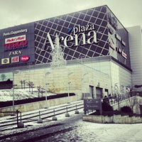 Photo taken at Arena Plaza by Tomáš M. on 1/13/2013